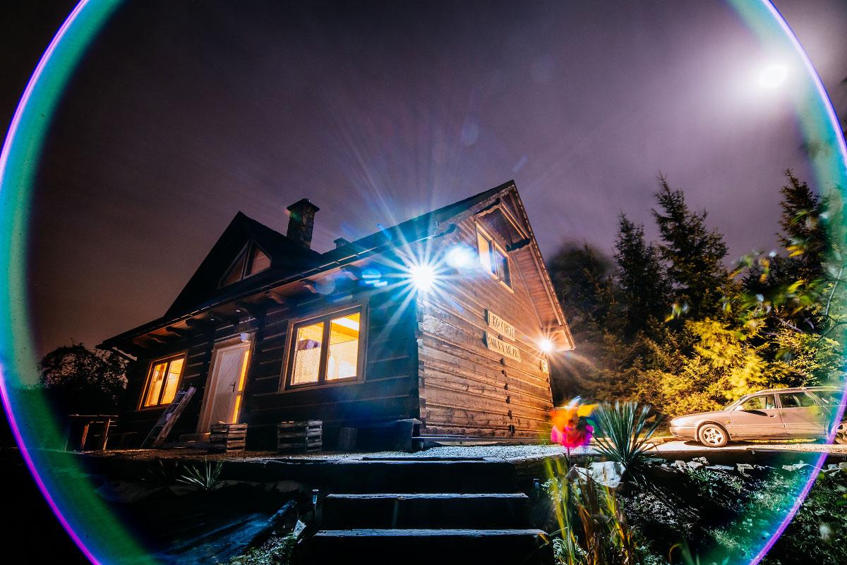 Góralska chata, Eko Chata Sweet Home, Chata w górach, góralska chata, Chata w ustroniu