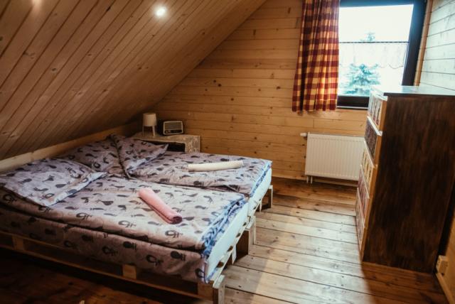 pokój dwuosobowy na piętrze