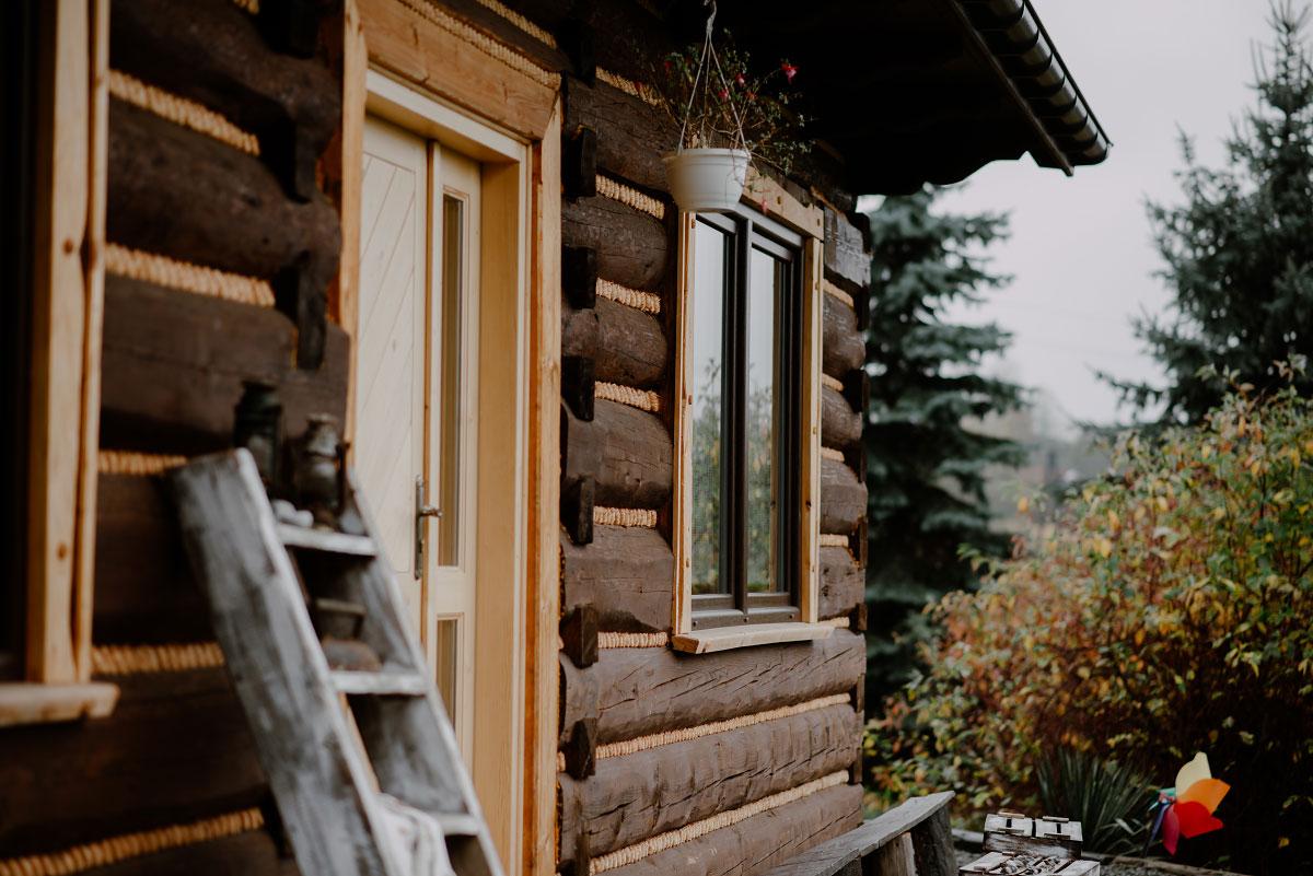 front eko chaty sweet home